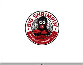 #99 for Design a Logo for BIG SHRIMPIN by dandrexrival07