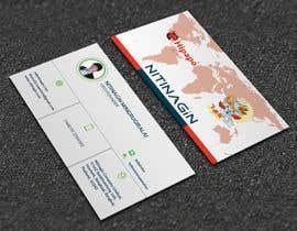 #27 para Design some Business Cards for Nitinagin de manjalahmed