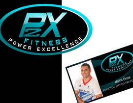 #190 para Logo Design for power 2 excel fitness por rogeliobello