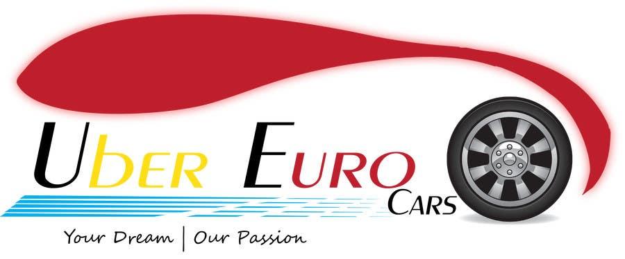 Entry 7 By Rahulkaushik157 For Design A Logo For Uber Euro Cars