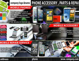 #7 untuk Banner Ad Design for Phone accessory and Parts oleh kusumo