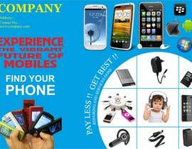#8 untuk Banner Ad Design for Phone accessory and Parts oleh mkaryanawala