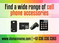 Graphic Design Contest Entry #1 for Banner Ad Design for Phone accessory and Parts