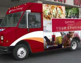 rochrockz tarafından Create graphic design for Bon Appetit Food Truck Wrap için no 10