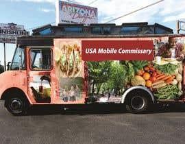 sandanimendis tarafından Create graphic design for Bon Appetit Food Truck Wrap için no 4