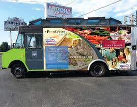 RodelGarcia tarafından Create graphic design for Bon Appetit Food Truck Wrap için no 9