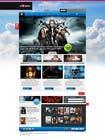 Contest Entry #44 for Website Design for eMovie - Online Movie Streaming