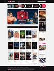 Contest Entry #29 for Website Design for eMovie - Online Movie Streaming