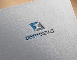 nº 92 pour Design a Logo For Zenith News par miltonhasan1111