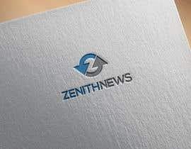 nº 95 pour Design a Logo For Zenith News par miltonhasan1111