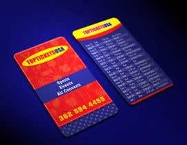 adarshdk tarafından Design some Business Cards to be printed on Pearl Metallic paper için no 21