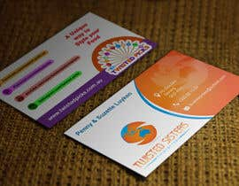 #3 para Design  Business Cards double sided por lumerbgraphics