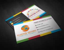 #16 para Design  Business Cards double sided por makiskyrkos