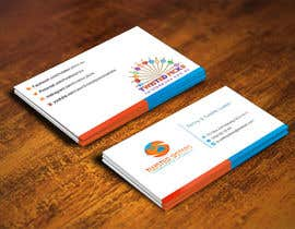 #14 para Design  Business Cards double sided por IllusionG