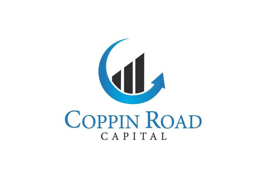 """Intrarea #151 pentru concursul """"Logo Design for Coppin Road Capital"""""""