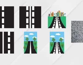 #1 para Design a set of road icons por zonicdesign