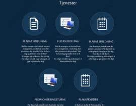 #10 for Design/ develop a Website of 2 pages af siliguriinfotech