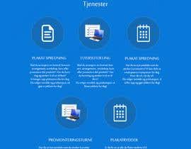 #11 for Design/ develop a Website of 2 pages af siliguriinfotech