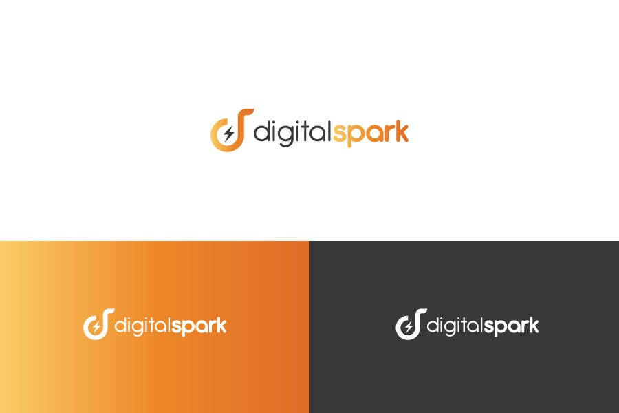 Konkurrenceindlæg #                                        201                                      for                                         Logo Design for Digitalspark