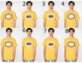 Nro 8 kilpailuun Design a T-Shirt for S D käyttäjältä dworker88