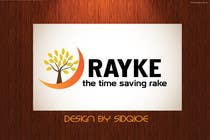 Contest Entry #84 for Graphic Design for Rayke - The Time saving rake