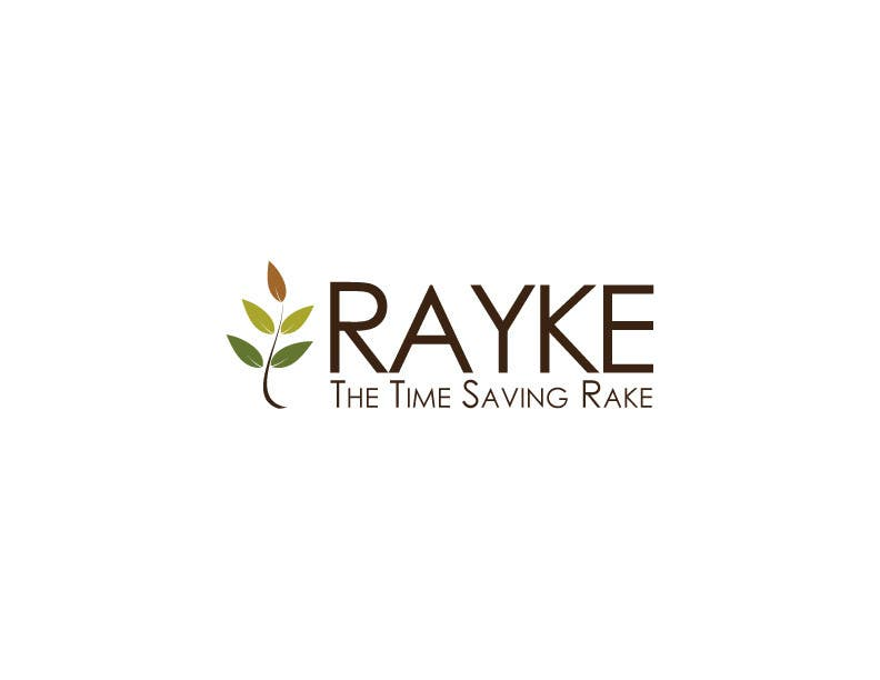 #82 for Graphic Design for Rayke - The Time saving rake by DSGinteractive