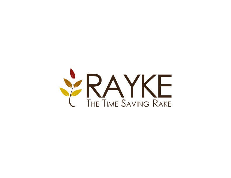 #83 for Graphic Design for Rayke - The Time saving rake by DSGinteractive