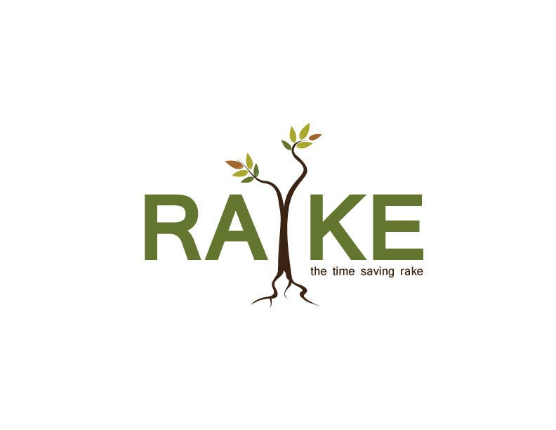 #7 for Graphic Design for Rayke - The Time saving rake by DSGinteractive