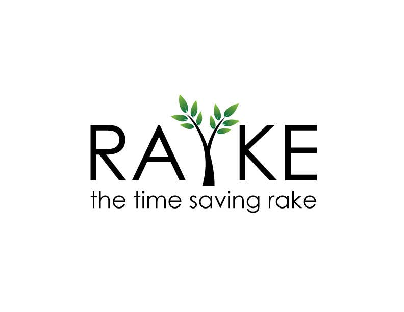 #5 for Graphic Design for Rayke - The Time saving rake by DSGinteractive