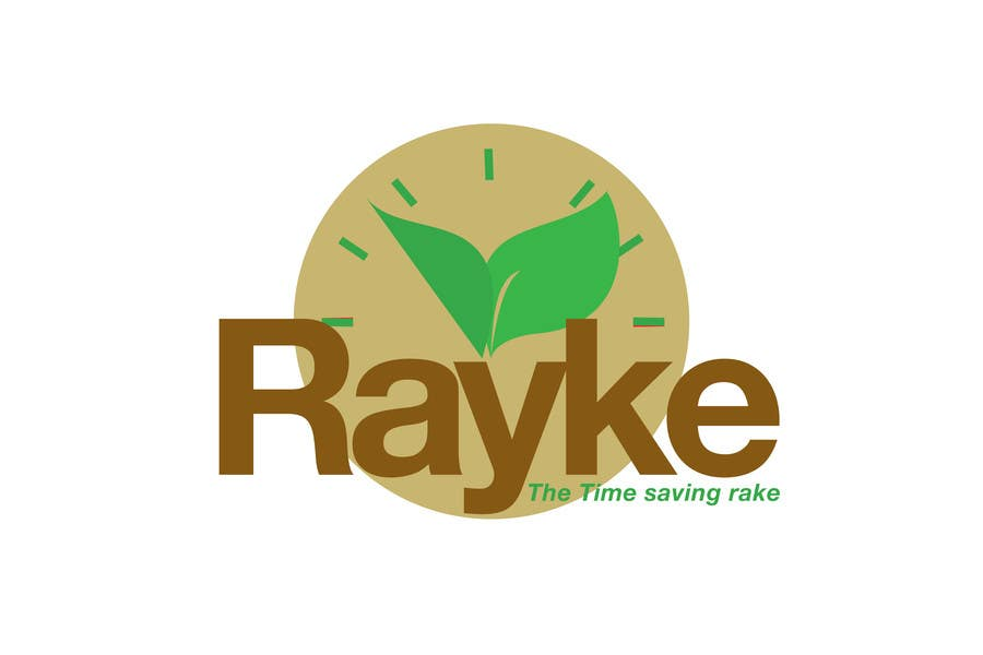 #97 for Graphic Design for Rayke - The Time saving rake by stanbaker