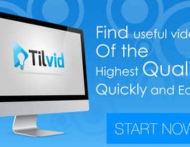 #17 para Design a Banner for Tilvid.com por charithonline
