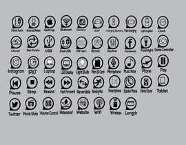 #85 для Design Product Feature Icons від Nurunnahar65