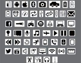 #88 для Design Product Feature Icons від nerobislamrumee1