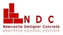 "Graphic Design Intrarea #93 pentru concursul ""Logo Design for Newcastle Designer Concrete"""