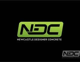 #151 para Logo Design for Newcastle Designer Concrete por timedsgn
