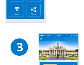 nº 12 pour Design a college booking app (with admin section) par satishandsurabhi