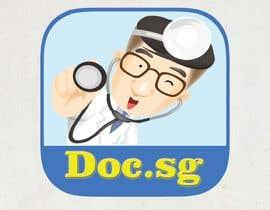 #49 untuk Design a Logo for Doctor Mobile Application oleh uptovegan
