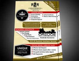 #19 para Design a Flyer for a Promotional Event por maxman10