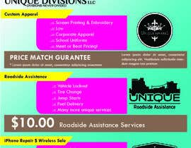 #17 para Design a Flyer for a Promotional Event por khairulimran83