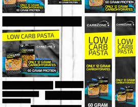 #37 for Affiliate Banners - Cool Food Company af paulpetrovua