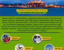 #17 cho Design a Flyer for Oil and Gas Engineering bởi abuk007