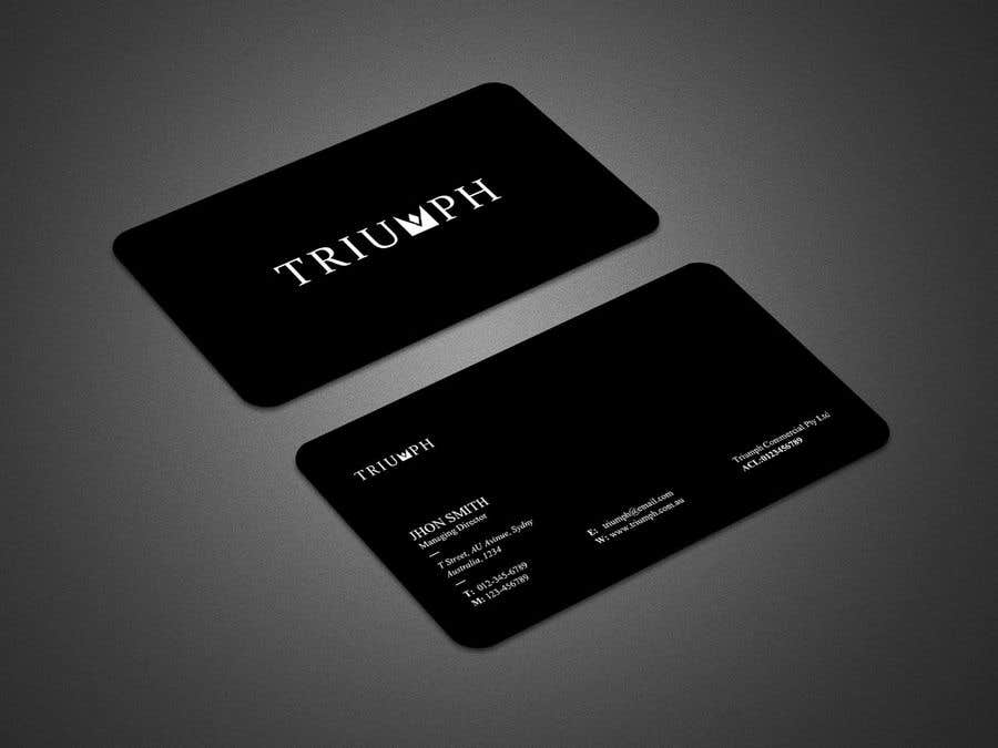 Contest Entry #233 for Design some Business Cards