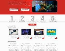 #41 para Wordpress Theme Design for iFFcom Uder+Ressle por ro14Design