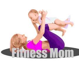 Nro 41 kilpailuun Design a Logo for Fitness Mom Lifestyle käyttäjältä kasperkarlsson