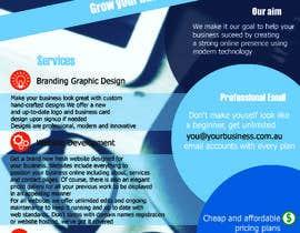 #20 para Design a Flyer por maryamsairi94