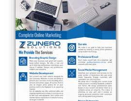Nro 14 kilpailuun Design a Flyer käyttäjältä creativesailor