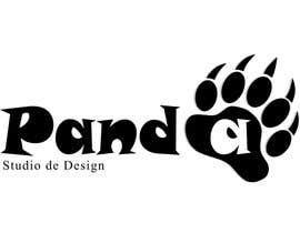 #9 para Logotipo da Panda Studio de Design por acif70