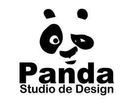 #31 para Logotipo da Panda Studio de Design por AbdelrahimAli