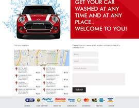 #16 for Design a Website  for MOBILE CAR WASH by addydesignbegins