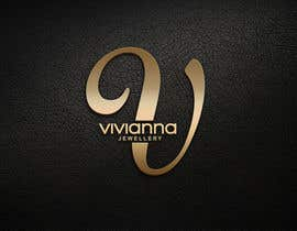 nº 104 pour Logo Design for Vivianna Jewelry par dimitarstoykov